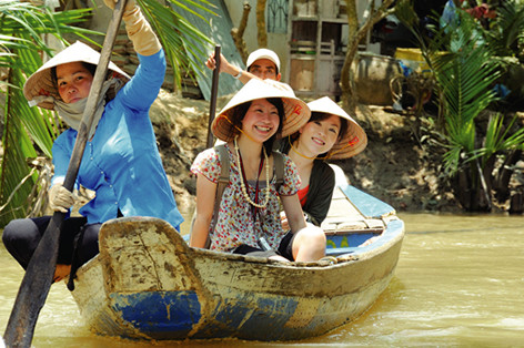 ベトナム旅行